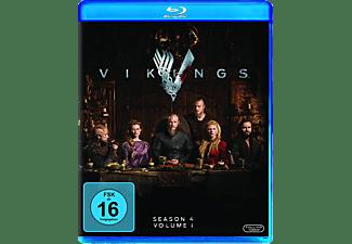 Vikings Season 4 - Part 1 [Blu-ray]