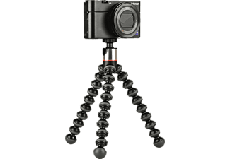 JOBY Gorillapod 500 Dreibein Stativ, Grau/Schwarz