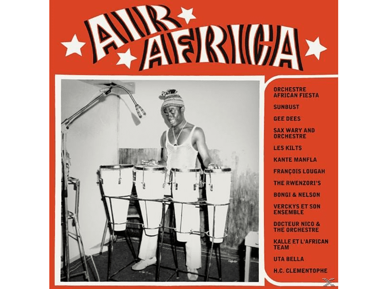 VARIOUS - Air Africa [Vinyl]