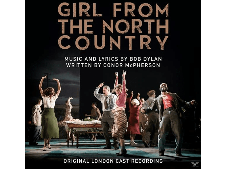 Original London Cast of Girl from the North Country - Girl From The North Country (Orig.London Cast Rec) [CD]
