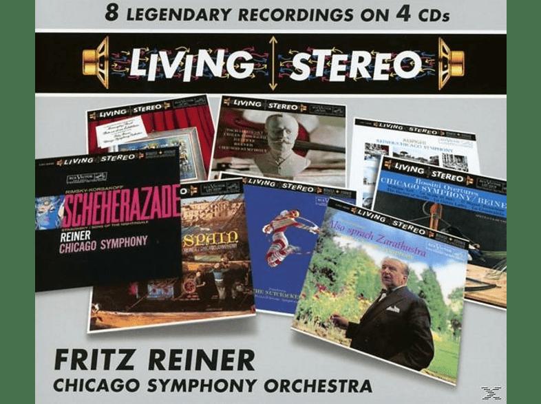 Chicago Symphony Orchestra - Legendary Recordings: Fritz Reiner [CD]