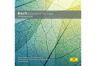 Thomas Weber, Klaus Hellwig, Hans Zeder, VARIOUS, Deutsches Symphonie-orchester Berlin - Bach: Die Kunst Der Fuge (CC)  - (CD)