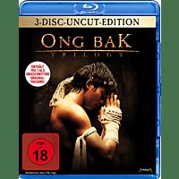 Ong Bak Trilogy - 3-Disc-Uncut-Edition [Blu-ray]
