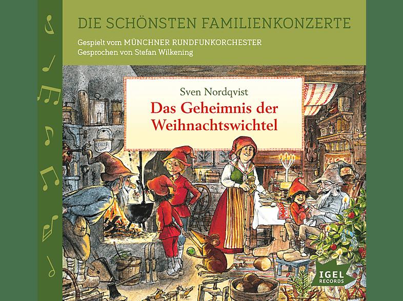 Stefan/münchner Rundfunkorchester Wilkening - Das Geheimnis der Weihnachtswichtel - (CD)