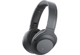 SONY h.ear on 2 WH-H900N, Over-ear Kopfhörer Bluetooth Schwarz