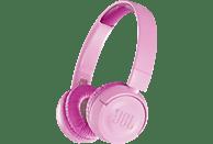JBL JR300BT, On-ear Kopfhörer Bluetooth Pink