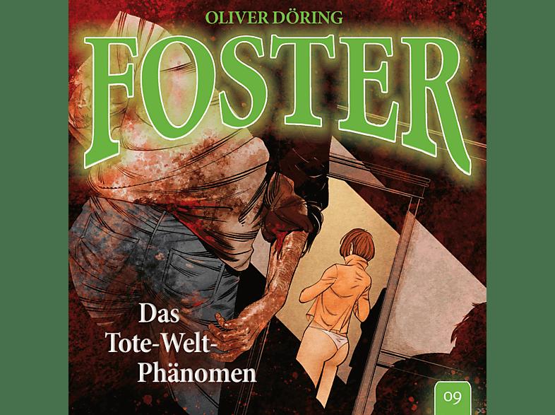 Oliver Doering - Foster 09-Das Tote-Welt-Phänomen - (CD)