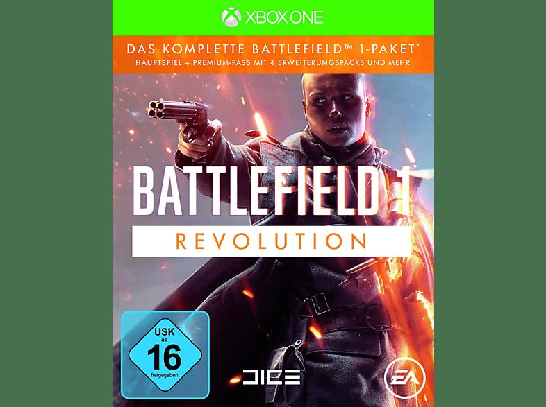 Battlefield 1 - Revolution Edition [Xbox One]