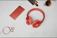 SONY WH-H 800, Over-ear Kopfhörer Bluetooth Rot