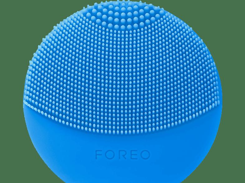 FOREO F 7191 Luna Play Plus Gesichtsreinigungsbürste, Aquamarinblau