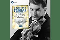 VARIOUS, Christian Ferras - Icon:Christian Ferras-HMV & Telefunken Rec. [CD]