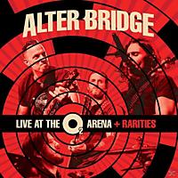 Alter Bridge - Love At The O2 Arena+Rarities  - (CD)