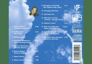 Rainer Fabich - z-Minga III  - (CD)