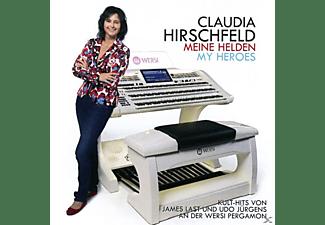 Claudia Hirschfeld - Meine Helden-My Heroes  - (CD)