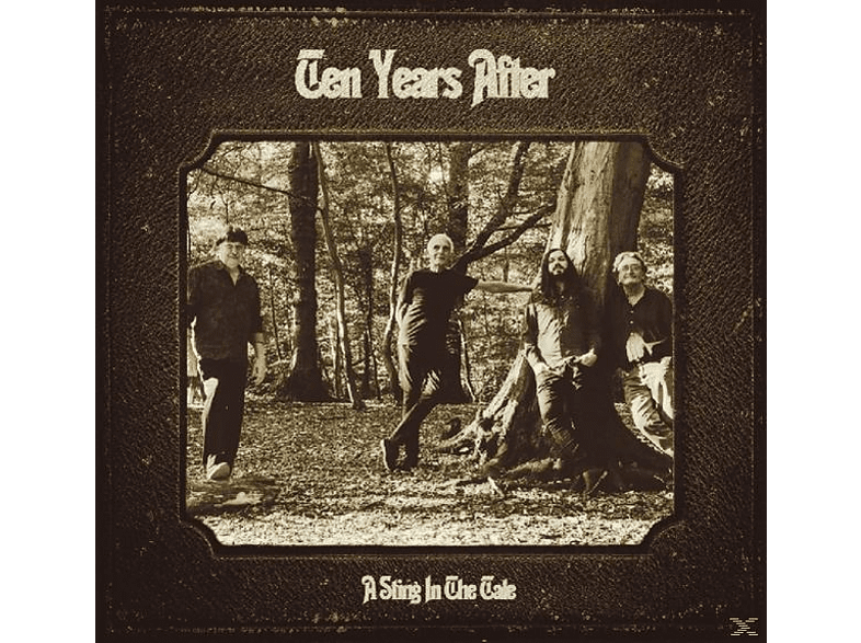 Ten Years After - A Sting In The Tale [CD]