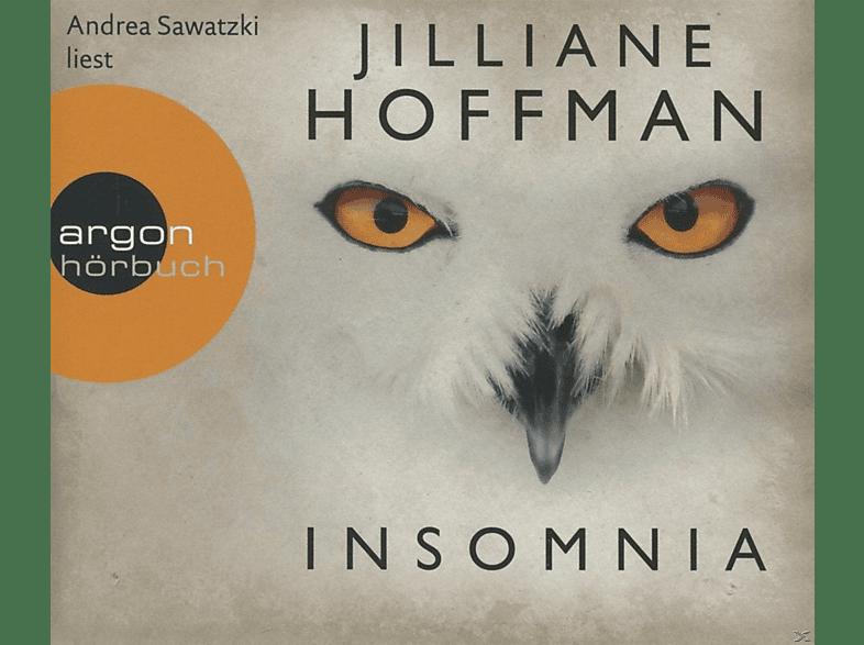Andrea Sawatzki - Insomnia (SA) - (CD)