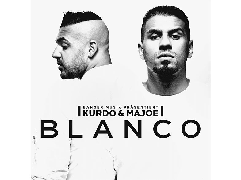 Majoe, Kurdo - Blanco [CD + DVD Video]
