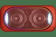 SONY GTK-XB60 Wireless Party Chain Lautsprecher Rot