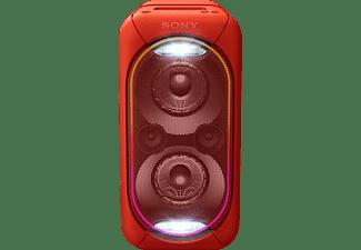 SONY GTK-XB60 Wireless Party Chain Partybox, Rot