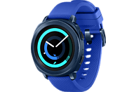SAMSUNG Gear Sport Smartwatch Silikon, S/L, Blau