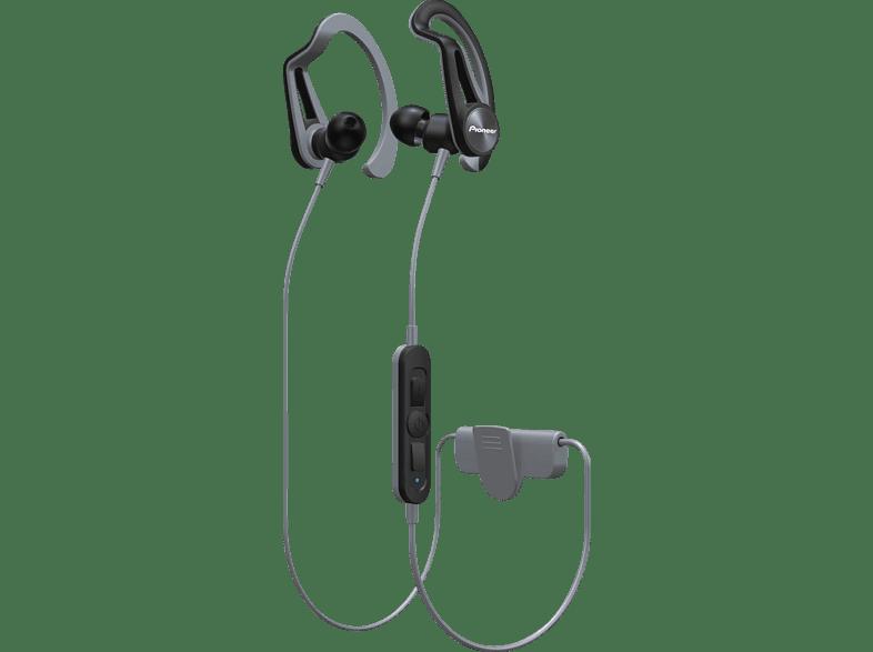 PIONEER SE-E7BT, In-ear Kopfhörer Bluetooth Grau
