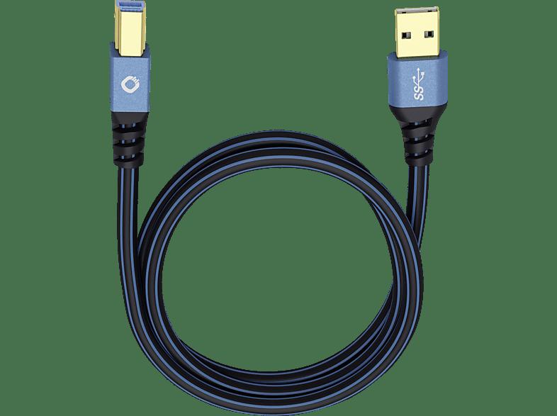 OEHLBACH Plus B3 300 3 m USB-Kabel