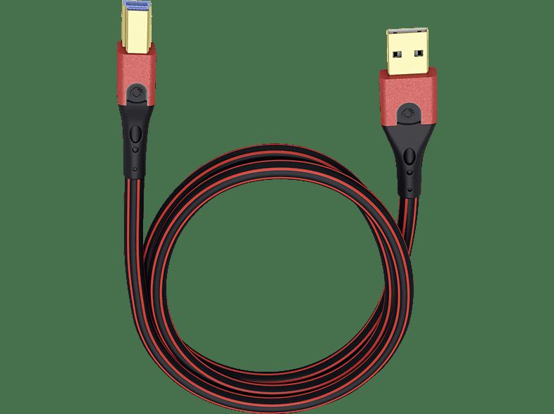 OEHLBACH Evolution B3 100 1 m USB-Kabel