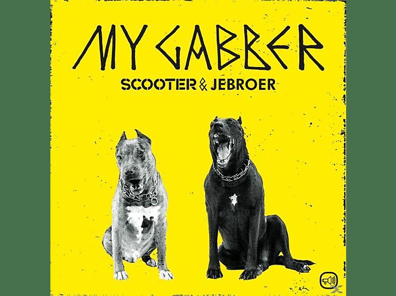Scooter & Jebroer - My Gabber [5 Zoll Single CD (2-Track)]