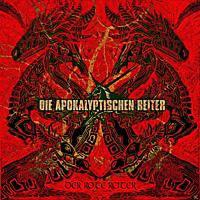 Die Apokalyptischen Reiter - Der Rote Reiter [CD + Blu-ray Disc]