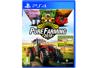 PS4 Pure Farming 2018 Day One Edition