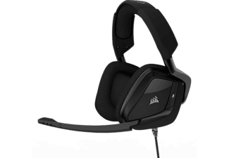 CORSAIR Gaming Void Pro RGB Surround Premium Gaming Headset med Dolby Headphone 7.1 - Carbon
