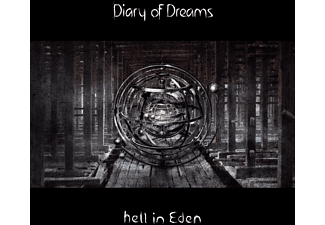 Diary Of Dreams - Hell In Eden (Ltd.Panorama-Digipak) - (CD)