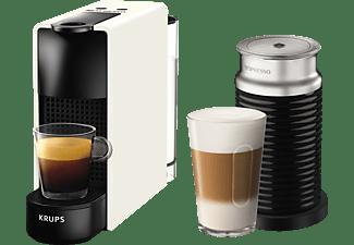 KRUPS XN1111 Nespresso Essenza Mini Kapselmaschine Weiß