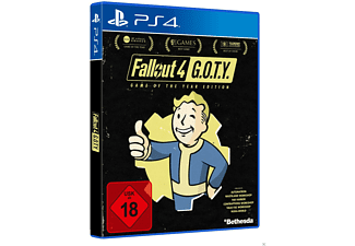 Fallout 4: Game of the Year Edition - [PlayStation 4]