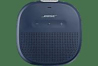 BOSE SoundLink Micro  Bluetooth Lautsprecher, Dunkelblau, Wasserfest
