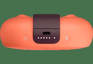 BOSE SoundLink Micro  Bluetooth Lautsprecher, Orange, Wasserfest