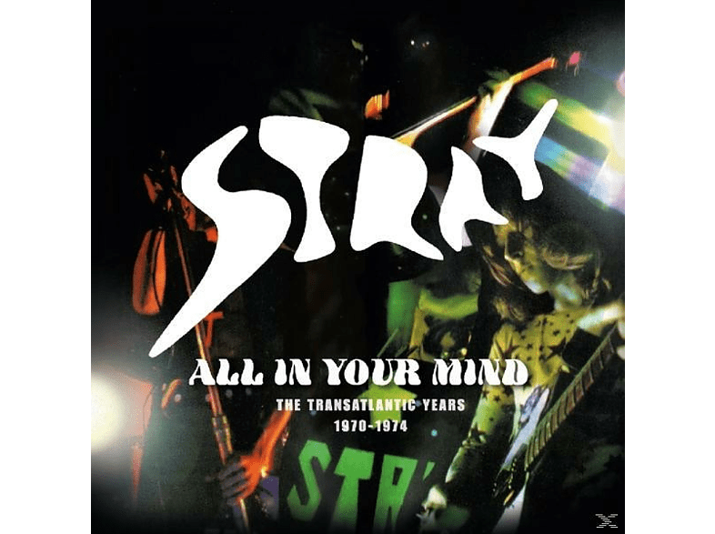 Stray - All In Your Mind [CD]