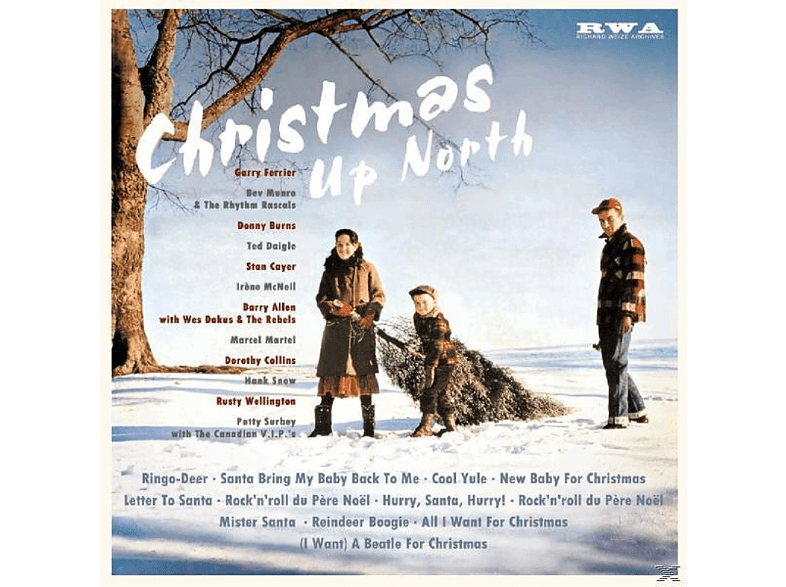 VARIOUS - Christmas Up North [Vinyl]