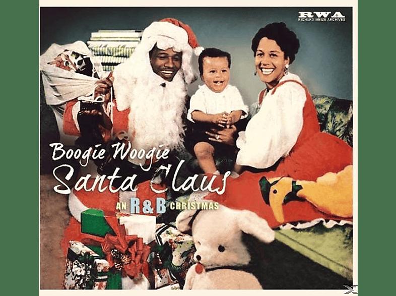 VARIOUS - Boogie Woogie Santa Claus [CD]