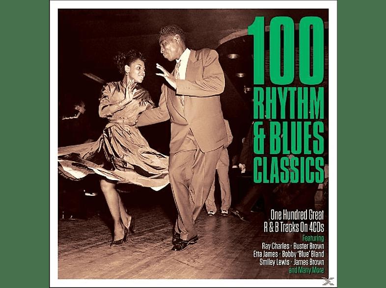 VARIOUS - 100 Rhythm & Blues Classics [CD]
