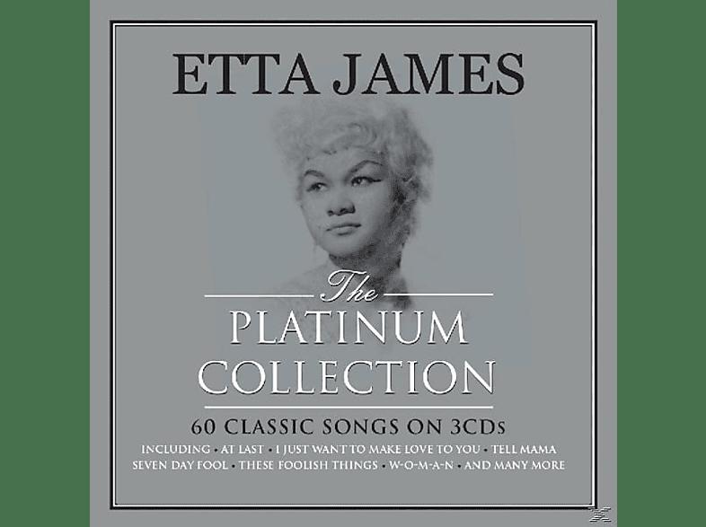 James Etta - Platinum Collection [CD]