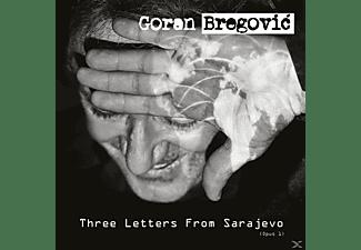 Goran Bregovic - Three Letters From Sarajevo  - (CD)