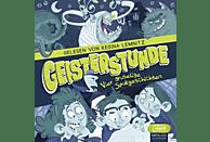 Regina Lemnitz - Geisterstunde: Vier Gruselige Spukgeschichten - (MP3-CD)