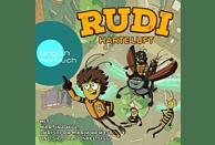Sido/Herbst,Christoph Maria/Hill,Martina - Rudi-Harte Luft - (CD)
