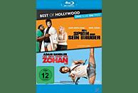Der Spion und sein Bruder / Leg dich nicht mit Zohan an - Best of Hollywood [Blu-ray]