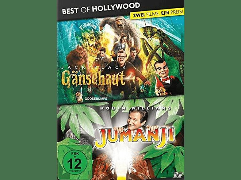 Gänsehaut / Jumanji - Best of Hollywood [DVD]