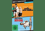 Der Spion und sein Bruder / Leg dich nicht mit Zohan an - Best of Hollywood [DVD]