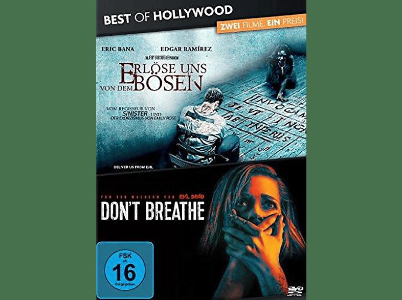 Erlöse uns von dem Bösen / Don't Breathe [DVD]
