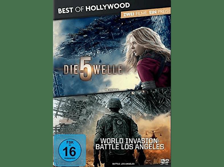 Die 5. Welle / World Invasion: Battle Los Angeles [DVD]
