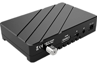 EDISION Proton DVB-S2 Receiver  (HDTV, DVB-S, DVB-S2, Schwarz)